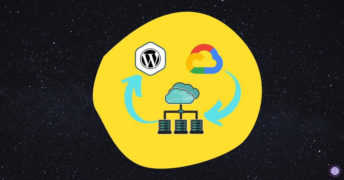 Google Cloud Hosting with Wordpress