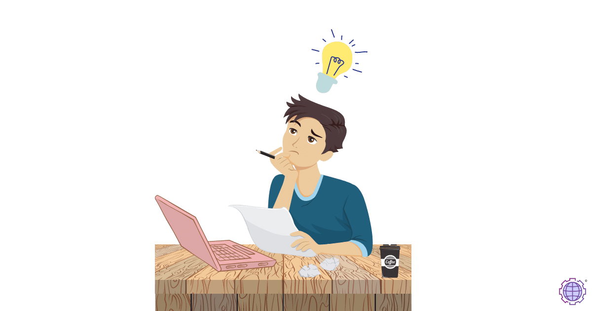 Thinking before writing is very important for SEO optimization
