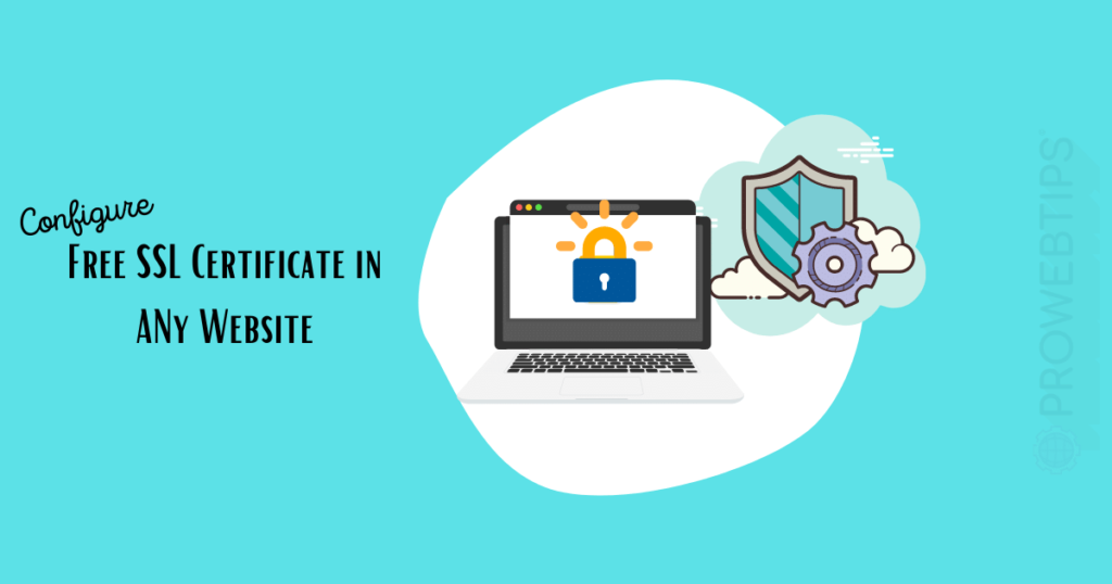 Configure Free SSL Certificates