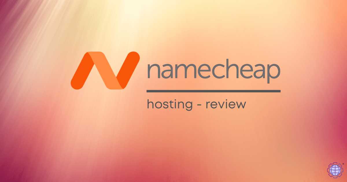 namecheap hosting - review
